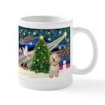 XmasMagic/Havanese pup Mug