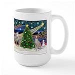 XmasMagic/Ital.Greyt1 Large Mug