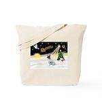Night Flight/JRT #1 Tote Bag