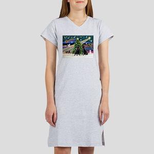 Xmas Magic & Lab PR Women's Nightshirt