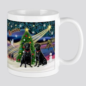 Xmas Magic & Lab PR Mug