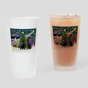Xmas Magic & Lab PR Drinking Glass