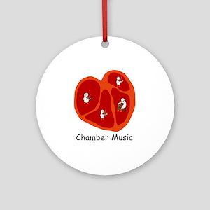 Chamber Music Ornament (Round)