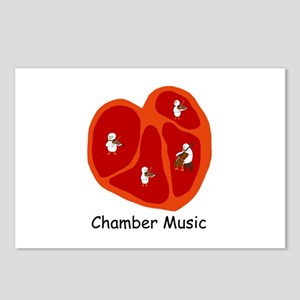 Chamber Music Postcards (Package of 8)