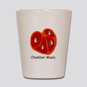 Chamber Music Shot Glass