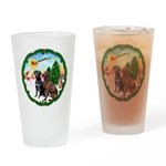 Take Off1/2 Labs(cho/blk) Drinking Glass
