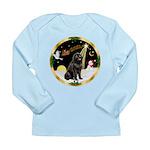 Night Flight/Newfie #2 Long Sleeve Infant T-Shirt