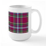 Tartan - Drummond of Fingask Large Mug