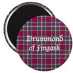 Tartan - Drummond of Fingask Magnet