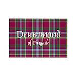 Tartan - Drummond of Fingask Rectangle Magnet (100