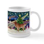 XmasStar/Nova Scotia dog Mug
