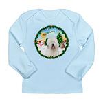Old English Sheepdog Long Sleeve Infant T-Shirt