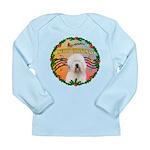 XmasMusic 3/OES #3 Long Sleeve Infant T-Shirt