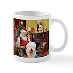 Santa's Old English #5 Mug