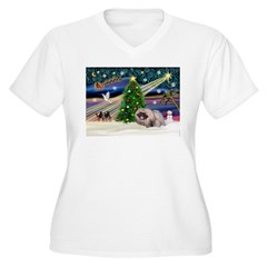 XmasMagic/Pekingese (R) T-Shirt