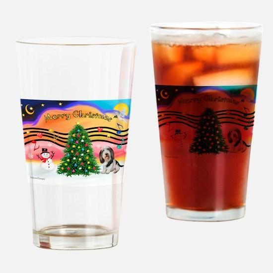 XmasMusic2/PBGV #5 Drinking Glass