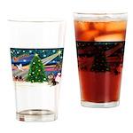 XmasMagic/Pom (prti) Drinking Glass