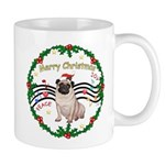 XmasMusic1MC/Pug 11 Mug