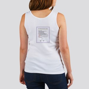 Wash Me With Care Tank Top