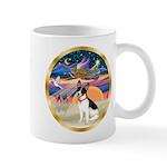 XmasStar/Rat Terrier Mug