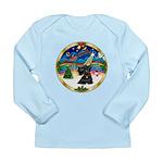 XmasMusic 3/Scottie #12 Long Sleeve Infant T-Shirt