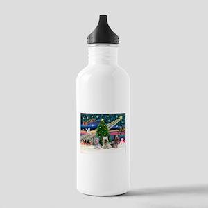 Xmas Magic & Skye Trio Stainless Water Bottle 1.0L