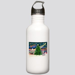 Xmas Magic / Skye Terri Stainless Water Bottle 1.0