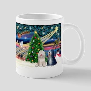 XmasMagic/TibetanTerriers Mug
