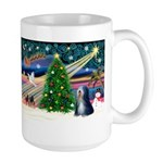 XmasMagic/TibetanTer 5 Large Mug