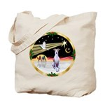 Wisemen/Whippet #8 Tote Bag