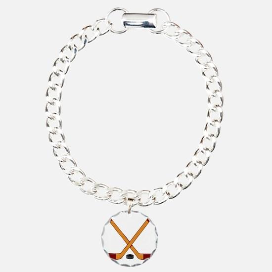 Ice Hockey Customized Bracelet