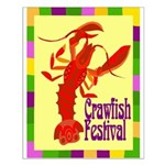 Crawfish Fest Small Poster