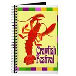 Crawfish Fest Journal