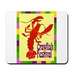 Crawfish Fest Mousepad