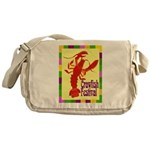 Crawfish Fest Messenger Bag