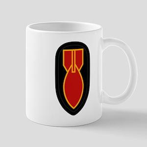 WWII Bomb Disposal Mug