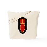 WWII Bomb Disposal Tote Bag
