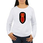 WWII Bomb Disposal Women's Long Sleeve T-Shirt