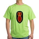 WWII Bomb Disposal Green T-Shirt