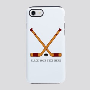 Ice Hockey Customized iPhone 7 Tough Case