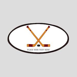 Ice Hockey Customized Patch