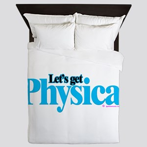 Physical Queen Duvet