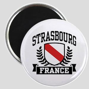 Strasbourg France Magnet