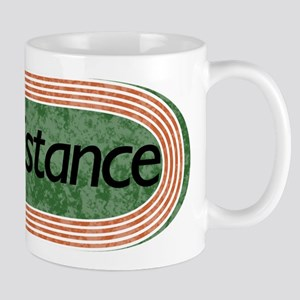 i distance track and field Mug