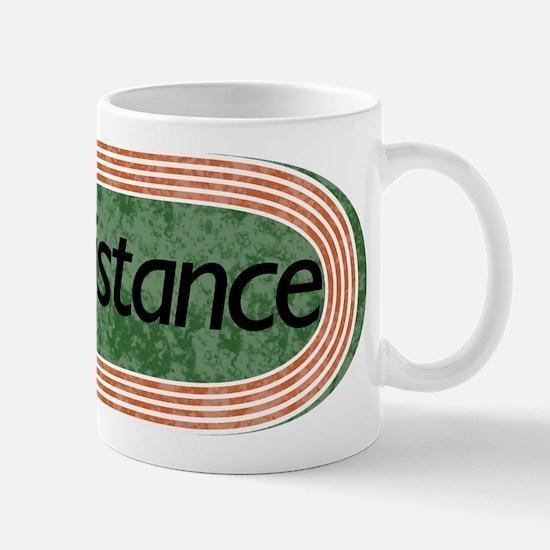 i distance track and field Mug