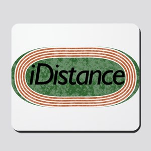 i distance track and field Mousepad
