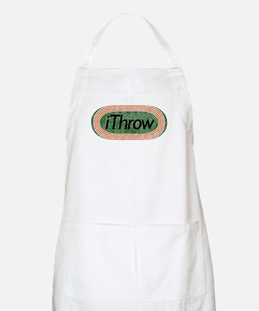 i Throw Track and Field Apron