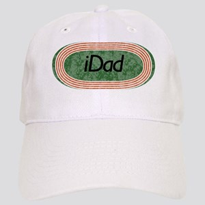 i Dad Track and Field Cap