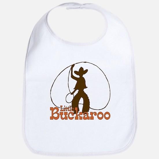 Little Buckaroo Bib
