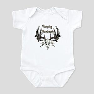 Trophy husband 1 Infant Bodysuit